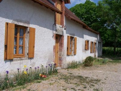Photo for Gite Saint-Loup (Allier), 2 bedrooms, 4 persons