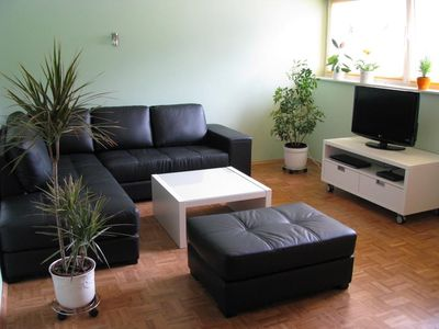 Photo for Luxury flat, quiet location, direct access to the Canal, near watergate