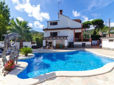 Photo for Club Villamar - Precious villa with a big pool located in a charming and quiet area