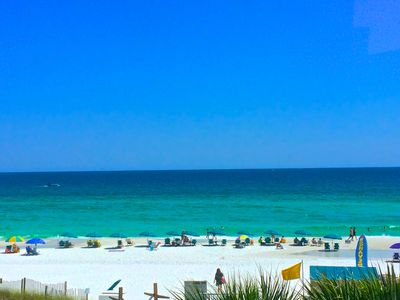 Photo for Spring Special, Jade East 2/bd - 2/ba, Direct Beachfront, Free Beach Service