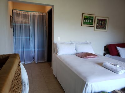 Photo for Deluxe Oceanfront Suite with Balcony