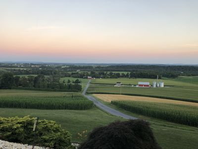Photo for Harvest Hill -- Fredericksburg Home with a View