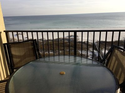 Photo for Beautiful 2 Bedroom Condo on the 10th Floor with Great Gulf Views of the Gulf!