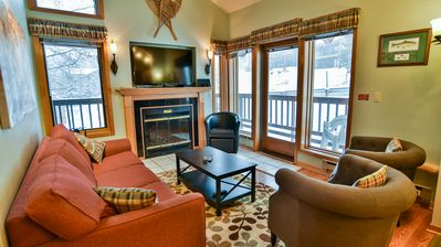 Photo for Tyra Aspen 9A Ski-in/Ski-out Condo Breckenridge Colorado