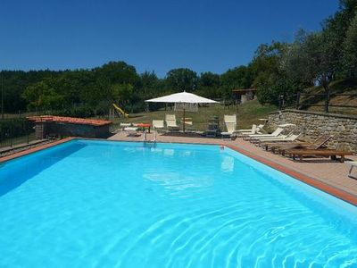 Photo for Holiday house Pratovecchio for 4 persons with 2 bedrooms - Holiday house