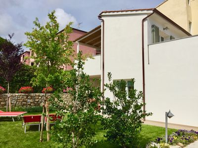 Photo for CASA ELENA: New, well-kept and bright villa with a well-appointed garden