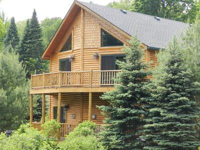 Photo for Golf, Relax from Maple River (duplex) Cabins, great location
