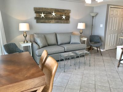 Photo for Location Location! | Beautiful Unit | Book Now for Fun in the Sun!