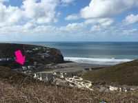 One of the nicest places to stay in porthtowan