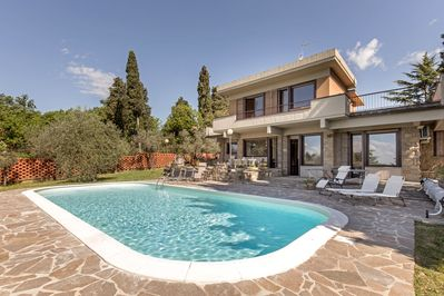 Luxury Panoramic Villa with swimming pool in Florence - Tuscany - Florence