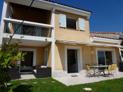 Photo for Super villa 3 CH 2 SDB close to the sea & Wifi Clim center 2 swimming pools