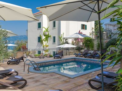 Photo for Apartment Flora with Swimming Pool V - Two Bedroom Apartment, Sleeps 6