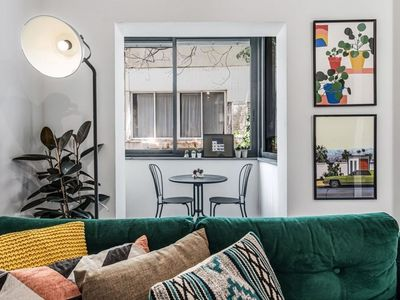 Photo for Urban Luxe Apartment - Central TLV