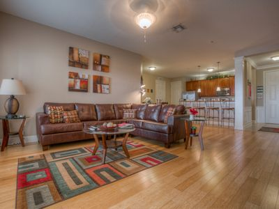 Photo for Home away from home awaits in this modern and elegant condo!