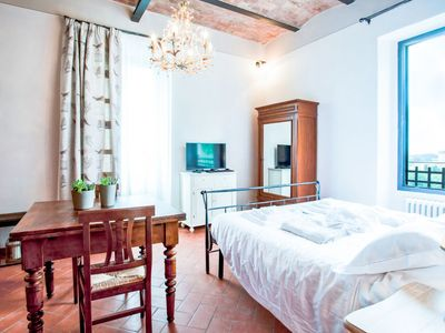 Photo for Apartment Villa Belvedere in Incisa Valdarno - 2 persons, 1 bedrooms