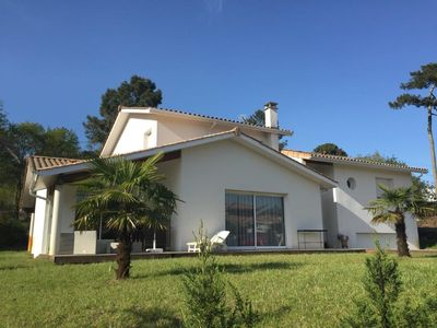 Photo for Beautiful Villa Pyla sur Mer near Moullau