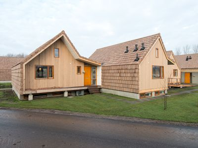 Photo for 20-person water residence in the holiday park Landal De Reeuwijkse Plassen - on the coast/the beach