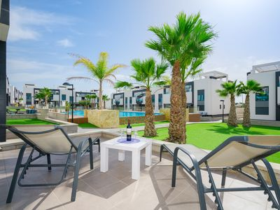 Photo for Superb luxury apartment near the sea