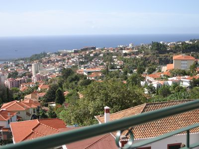Photo for Casa das Lajes - Breathtaking View Over The Funchal Bay