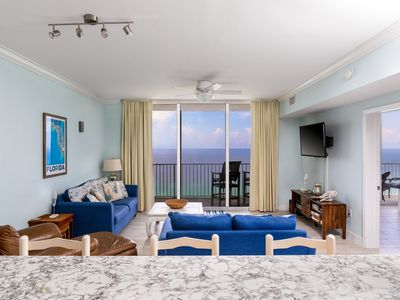 Photo for Newly Renovated, Stylish Condo Delivers Coastal Comfort!