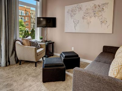 Photo for 1 Bedroom Hideaway Oasis ☆ PERFECT BELLTOWN LOCATION ☆OPEN 6/25-28