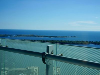 Photo for 60th+ floor sub penthouse lake view condo