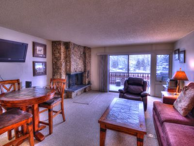 Photo for Lichenhearth Condominiums 23: Ski In Ski Out Access.  Pool/Hot Tub on Property