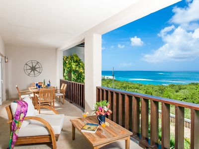 """Photo for Fountain Anguilla by """"Refined Retreats""""~2 KING SUITES!~AMAZING VIEWS!"""