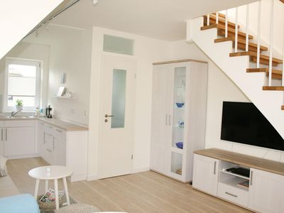 Photo for Light flooded apartment in Norddorf on the island Amrum - WLAN; smart tv, yoga p