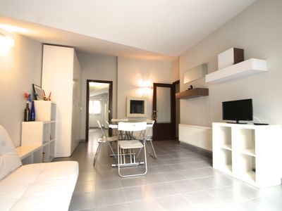Photo for 1BR Apartment Vacation Rental in Escaldes-Engordany, Escaldes-Engordany