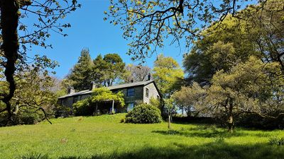 Photo for Special cottage for 2-4 in secluded nature reserve in Exmoor National Park.
