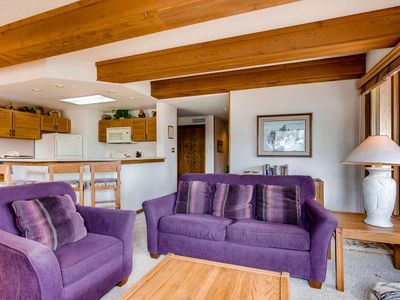 Photo for 2 Br Sleeps 5 People With Mountain Views