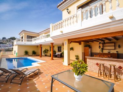 Photo for Beautiful villa 300 meters from the beach