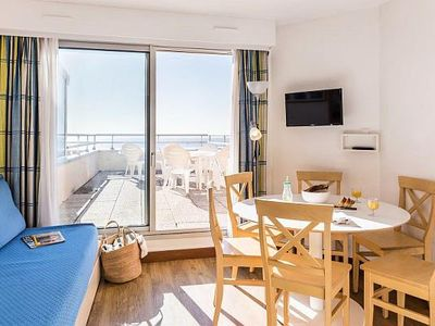 Photo for Résidence Pierre & Vacances Les Océanes - Maeva Selection - 2 Rooms 6 People Duplex and sea side