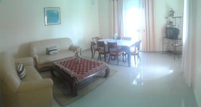 Photo for Furnished apartment bright Mbao
