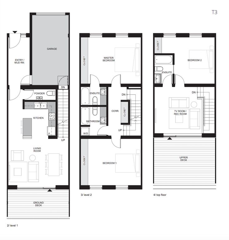 3 Storey New Build   perfect for families, weddings or groups