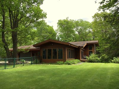 Photo for Lost Loon Lodge, National Forest, Lost Land Lake, Secluded, Pet Friendly