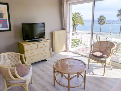 Photo for Apartment Le Cormoran in Cagnes-sur-Mer - 4 persons, 1 bedrooms