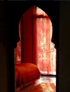 Photo for Riad Dar el Salam 20 km from the center Marrakech: Havre de Paix, the Berber suite
