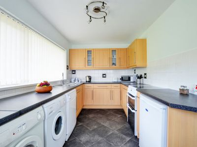 Photo for Vacation home Alderbury Close in Swanage - 4 persons, 3 bedrooms