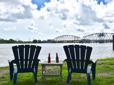 Photo for Fisherman's paradise only 25 minutes from downtown New Orleans on Chef Pass.