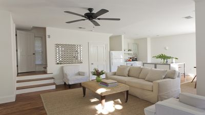 Photo for Private Hide-Away! 2 Bed 2.5 Bath Spacious House- Walk Everywhere Downtown