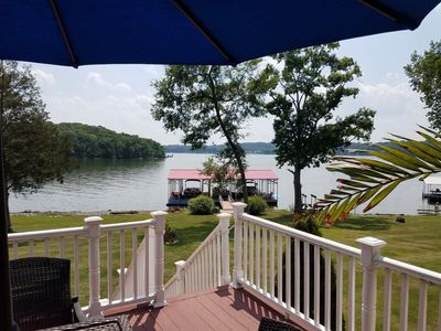 Photo for Lakefront Home on Old Hickory Lake - Near Nashville