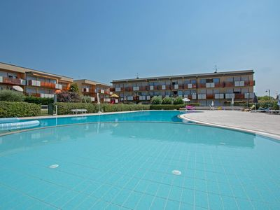 "Photo for Lake view, stunning pool, close to the beach! Perfect family stay in ""My Sirmione Holiday Home 1"""
