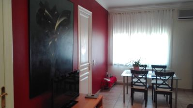 Photo for Enjoy Barcelona from our central, sunny and quiet apartament.