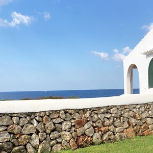 Photo for FIRST LINE HOUSE, WALKING TO THE BEACH. IDEAL FAMILIES. IMPRESSIVE SIGHTS