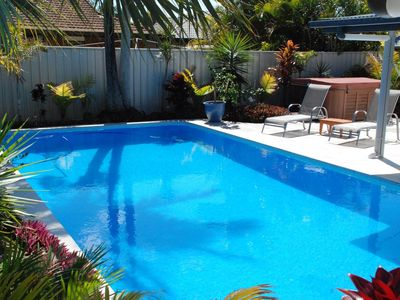 Photo for Last minute offer! Burleigh home for Commonwealth Games. 700m to the beach!