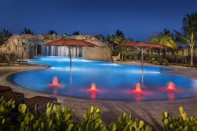 Enjoy swimming in the Resort like swimming pool. (Pictures are courtesy of Lennar's home)
