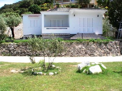 Photo for Sandy beach right holiday home for 4-6 Pers., On the peaceful bay