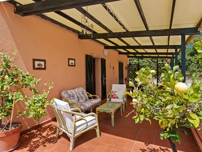 Photo for Delightful Villa in Varano with Fireplace